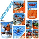 Disney Planes Deluxe Party Pack For 16 Guests!