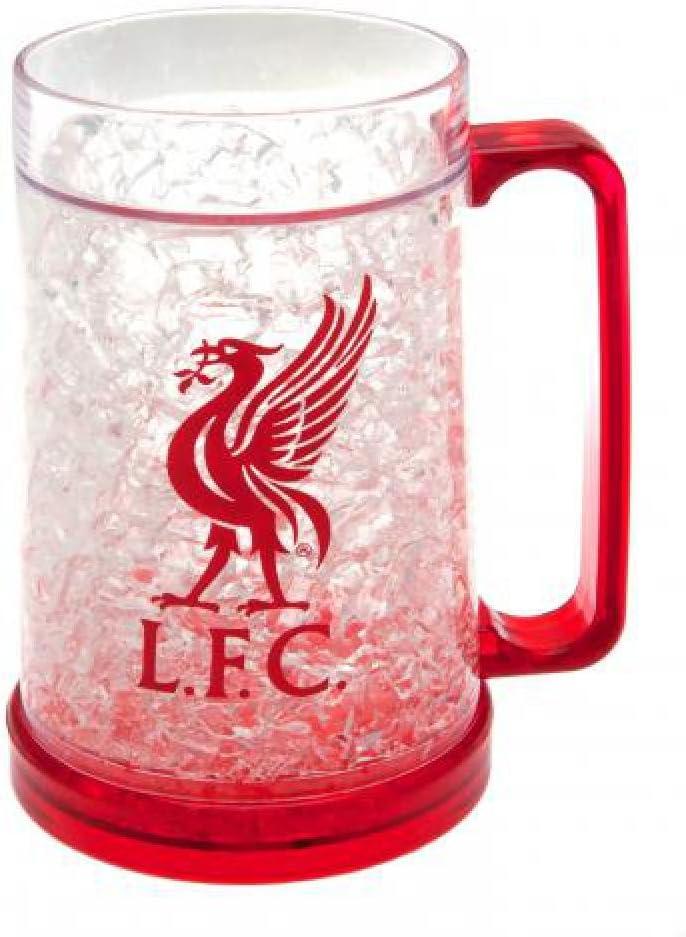 Jarra de plástico para congelador, diseño del Liverpool F.C.