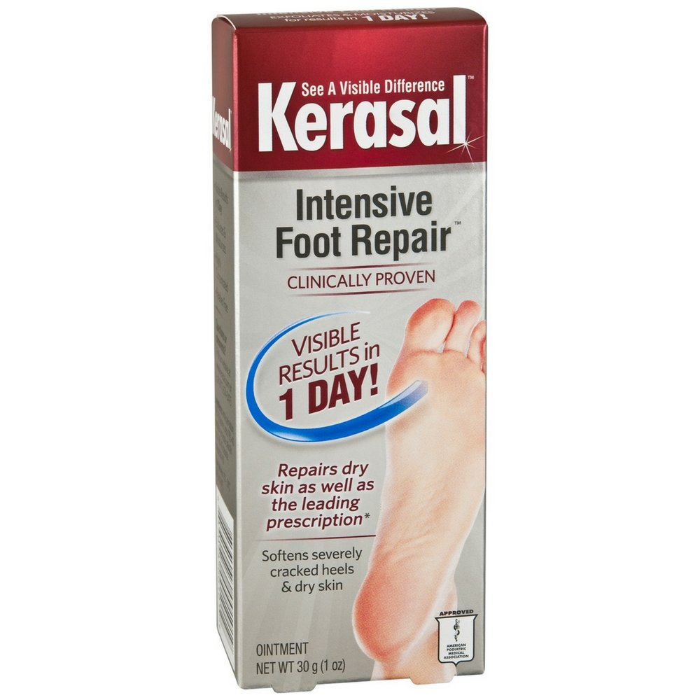 Kerasal Intensive Foot Repair Ointment 1 oz (Pack of 12) by Kerasal (Image #1)