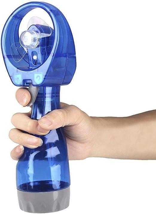 Belloc Mini ventilador de mano – Mini ventilador de agua portátil ...