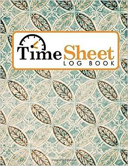 time sheet log book employee overtime tracking spreadsheet