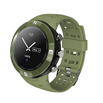 Amazon.com: AGUIguo Smart Watch for Android iOS IP68 ...