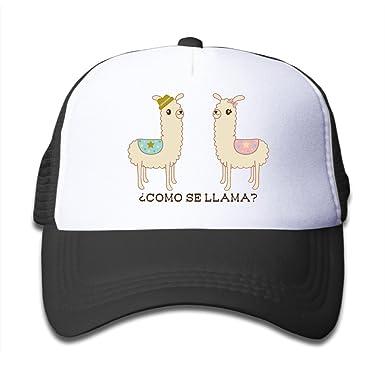 Kid\'s Hats Como Se Llama Funny Sunscreen Trucker Hats Small Kids Cap ...