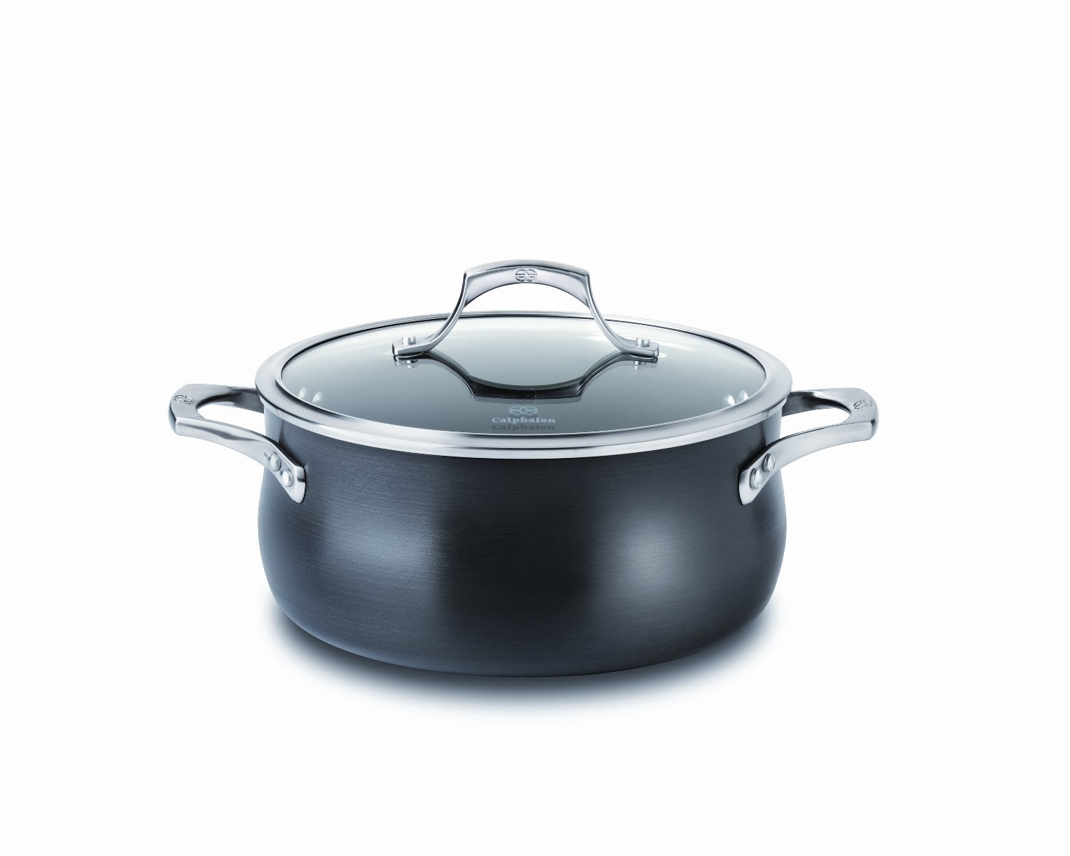 Calphalon Unison Nonstick, Sear Surface, Dutch Oven, 5-quart
