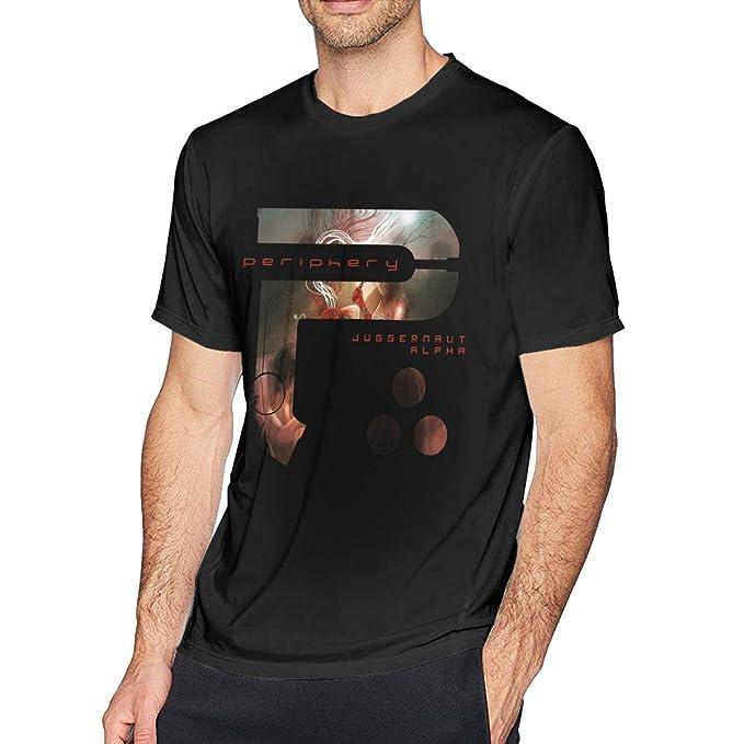 b6a39465ee9736 Amazon.com  Skyhillshop Periphery Man Crewneck Cotton Fashion Adult ...