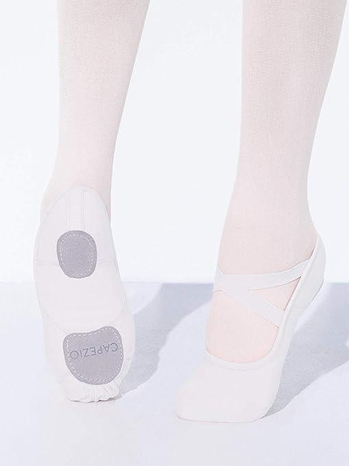 ff6e3ac9c Amazon.com: Capezio Women's Hanami Ballet Shoe | Adult Dance Wear ...