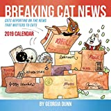 Breaking Cat News 2019 Wall Calendar