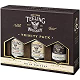 Teeling Whiskey Co. - Trinity 3 x Miniatures Gift Pack - Whisky