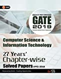 Gate Computer Science & Information Technology (27 Year's Chapter wise Solved Papers) 2019