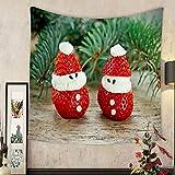 Carolyn J. Morin Custom tapestry creative ideas for edible gifts for kids christmas strawberry santas