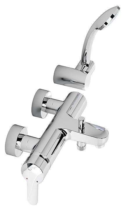 Rubinetto Vasca Ideal Standard.Ideal Standard B9935aa Miscelatore Vasca Esterno Connect Blu Cromo