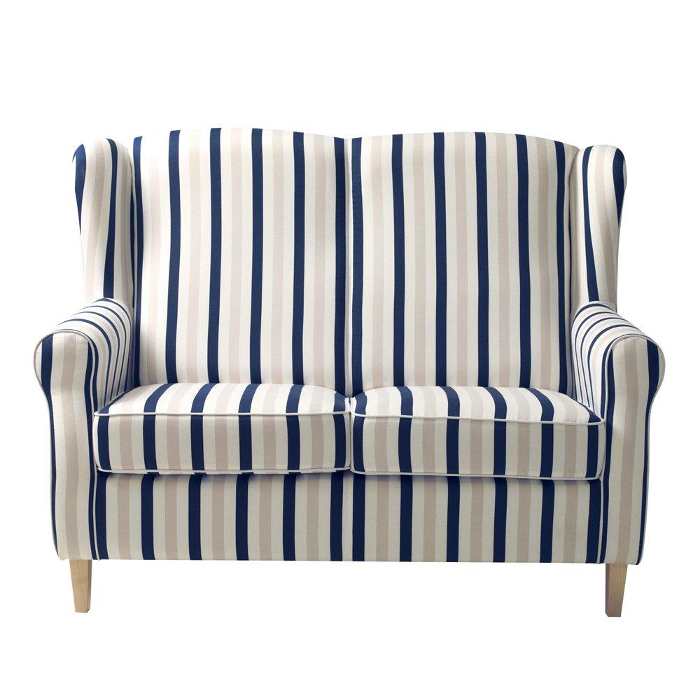 2-Sitzer Einzelsofa Lorris