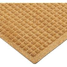 Andersen 250 Gold Polypropylene Waterhog Drainable Entrance Mat, 10-Feet Length X 3-Feet Width, for Outdoor