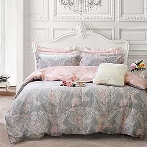 Amazon Com Brandream Blush Pink Bedding Sets Full Size