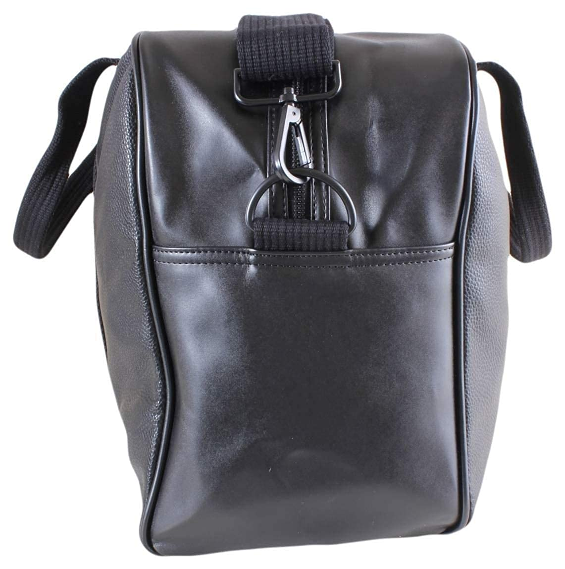 Fred Perry Mens L5263 Tumbled Holdall Black