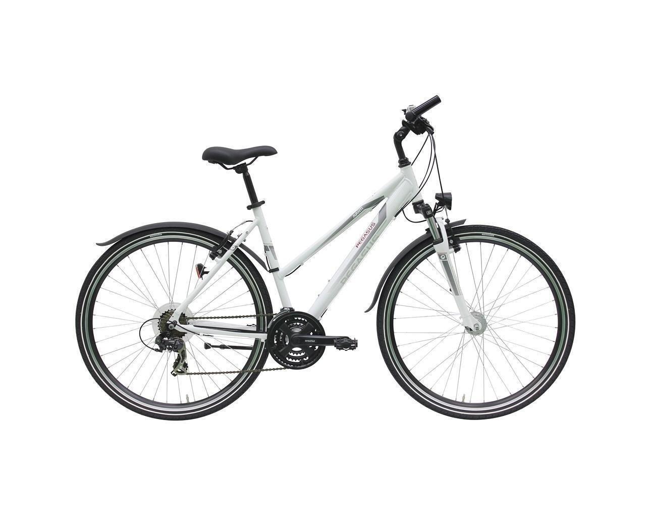 Pegasus Avanti Sport bicicleta de trekking mujer 28 pulgadas 21 ...