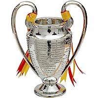 """Liga de Campeones trofeo del fútbol Trofeos Premio Réplica 2019 Liverpool grande grande del oído Premios Copa Baño de plata Medalla de fútbol aficionados del recuerdo Inicio de la decoración de 30"""""""