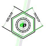 DPAccessories LCB3L6HC-CH06LK4 Set of 4 Chrome