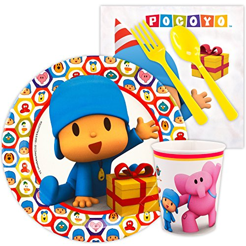 BirthdayExpress Pocoyo Party Supplies - Snack Party Pack ()