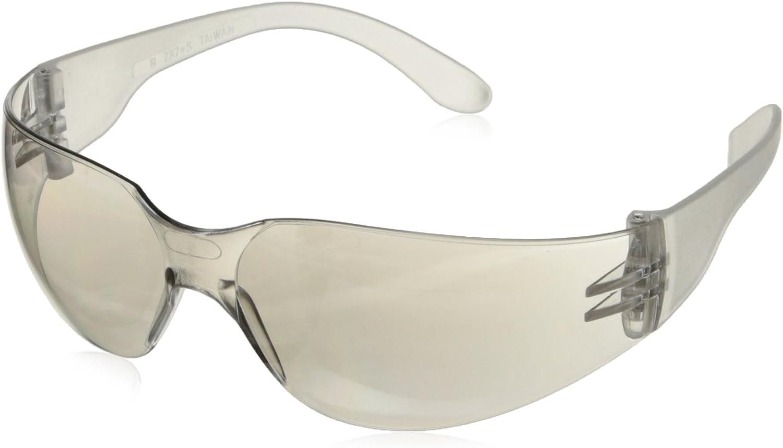 RADIANS MRSF191ID Radians Indoor//Outdoor Safety Glasses Anti-Fog