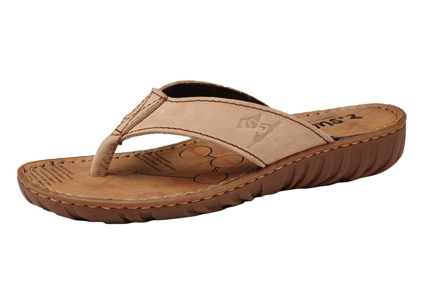 Insun Damen Sandalen Zehentrenner Normal Flach Ohne Verschluss Pantoletten Sandaletten
