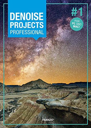 DENOISE projects professional [Online Code] by Franzis Verlag GmBH