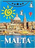 Malta - Mediterranean Sea: Travel (Europe). Overview of the best places to visit in Malta (Valletta, Gozo Island, Sliema, Comino, Marsaskala, Bugibba, Zurrieq, Mdina, Mellieha). Beautiful Island!