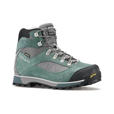 dcb03169 Dolomite Boots Zernez GTX Women for Trekking Vibram Sole Green - Green -  5.5: Amazon.co.uk: Clothing