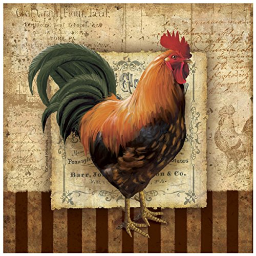 Thirstystone Occasions Trivet, Prize Rooster I, -