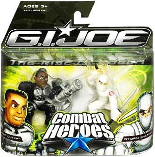 Joe Combat Heroes DUKE in Accelerator Suit from Rise of Cobra Wave 2 G I