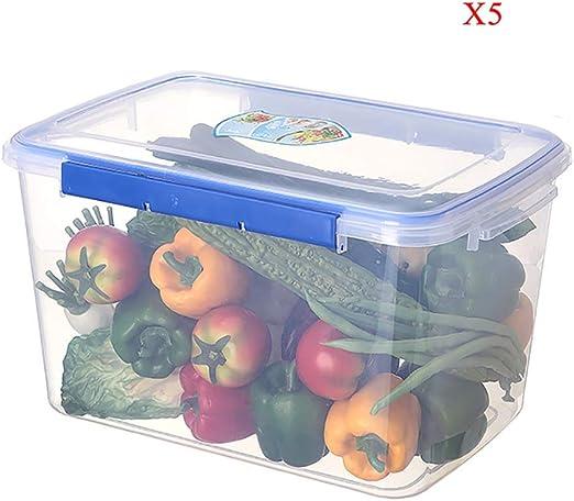 XXLCJ Recipientes para Cereales Caja de Almacenamiento de envases ...
