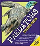 Predators Sticker-Pedia, Jinny Johnson, 1592235565