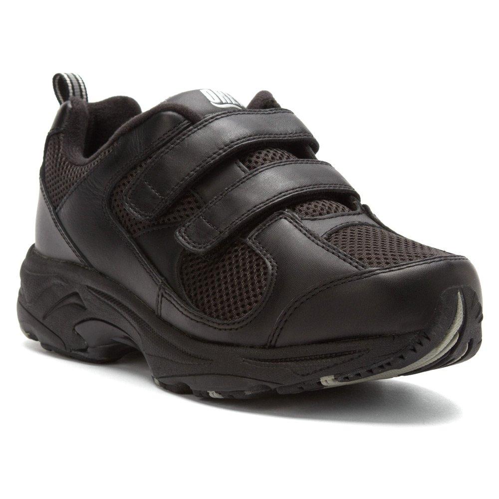 Drew Shoe Women's Flash II V Sneakers B00ABYPHK8 5 C/D US|Black / Black