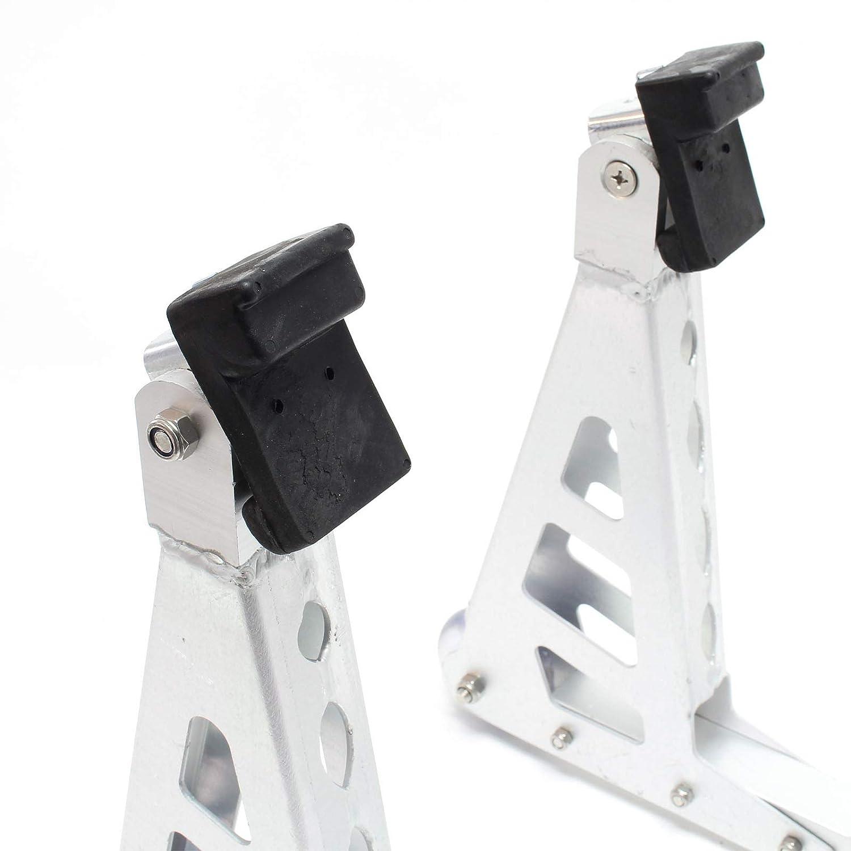 Motorradst/änder Universal Montagest/änder Motorrad Vorne Aluminium Vorderradst/änder
