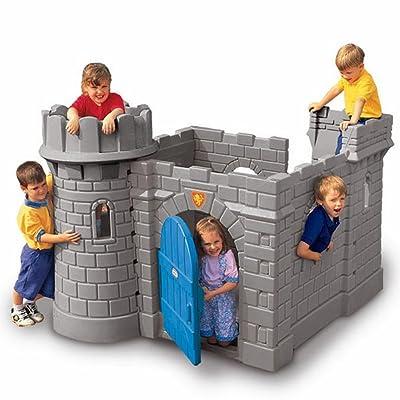 Little Tikes Classic Castle: Toys & Games