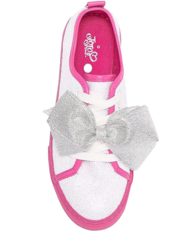 Nickelodeon JoJo Siwa Sequin /& Bow Sneaker Little Kid /& Big Kid