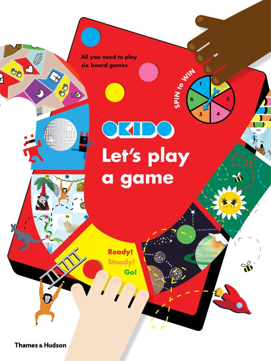Lets Play a Game: All you need to play six board games: Amazon.es ...