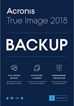 Acronis True Image 2018 for 5 Device