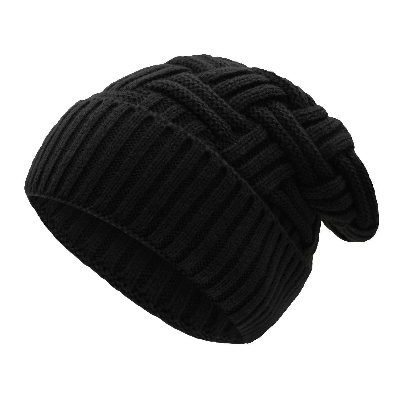 1a403daf039 UPhitnis Winter Beanie Hat for Men Women