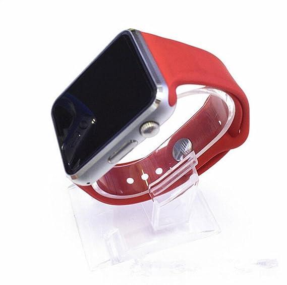Amazon.com: Polysun Smart Watch A1 Bluetooth Wrist Watch ...