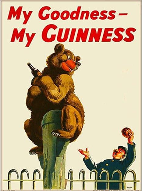 Metal Tin Sign guinness beer Decor Bar Pub Home Vintage Retro Poster
