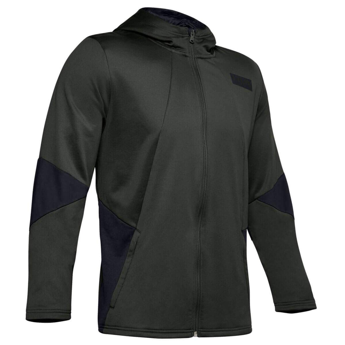 Under Armour Herren Gametime Fleece Full Zip Sweatshirt