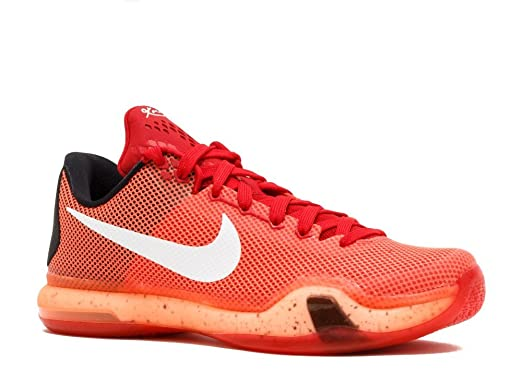 sneakers for cheap 109aa 92463 Nike Kobe 10 Majors University Red Men s Basketball Shoes Size 12