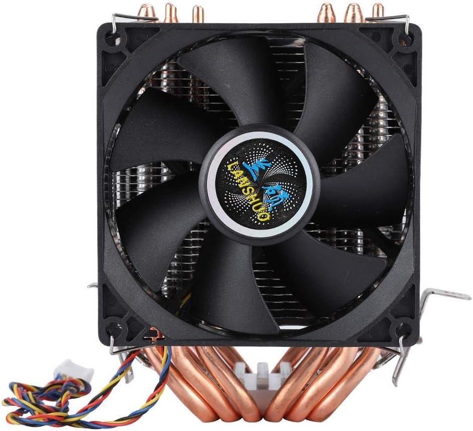 Vbestlife Cpu Luftkühler Cpu Luftkühler Mit Elektronik