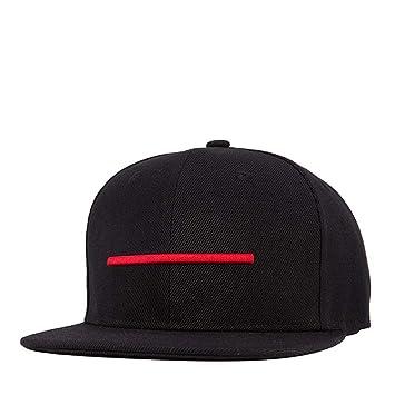 WOFDDH Gorra De Beisbol, Negro Punk Hip Hop Caps Snapback Cap ...