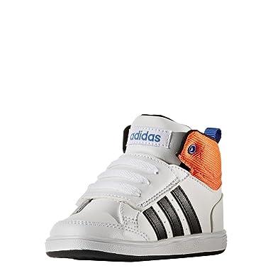 Pas Premiers 45 BébégarçonBlanc Adidas{chaussures Pour Bianco SMzVpqU