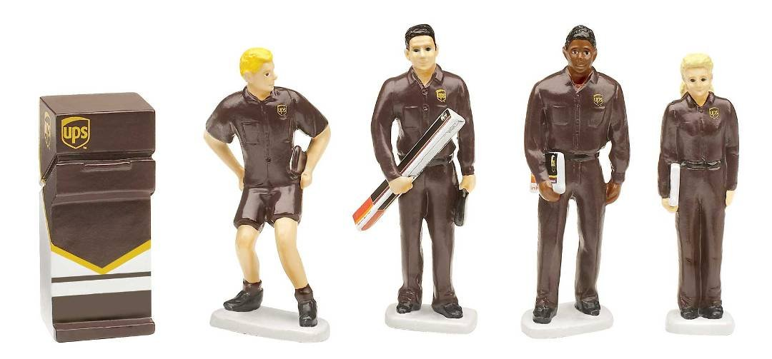 Lionel UPS People Pack