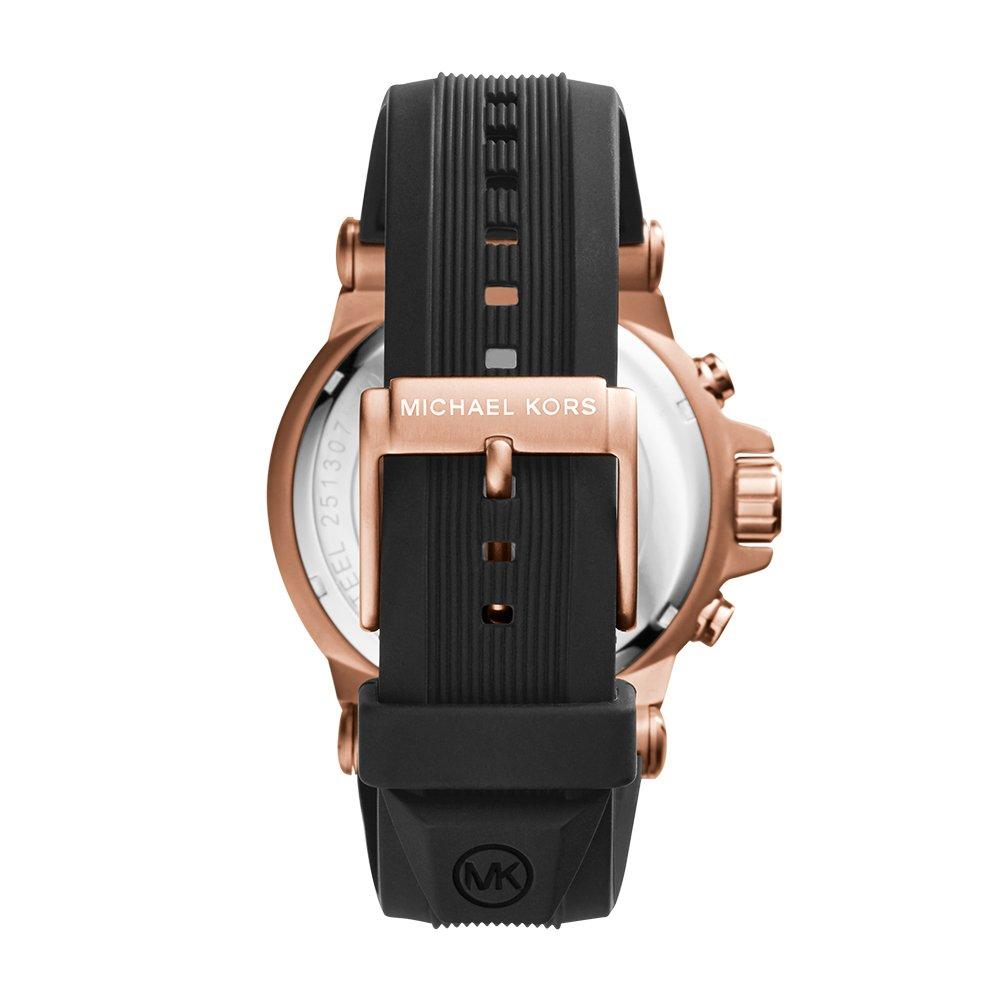 3a5a44a0d5a6 Amazon.com  Michael Kors MK8184 Men s Classic Watch Dial  Black chronograph   Michael Kors  Watches