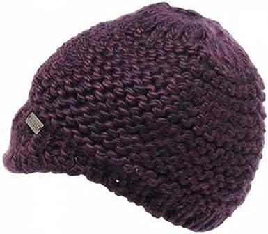 Regatta Espen Womens Chunky Knit Fleece Lined Winter Hat