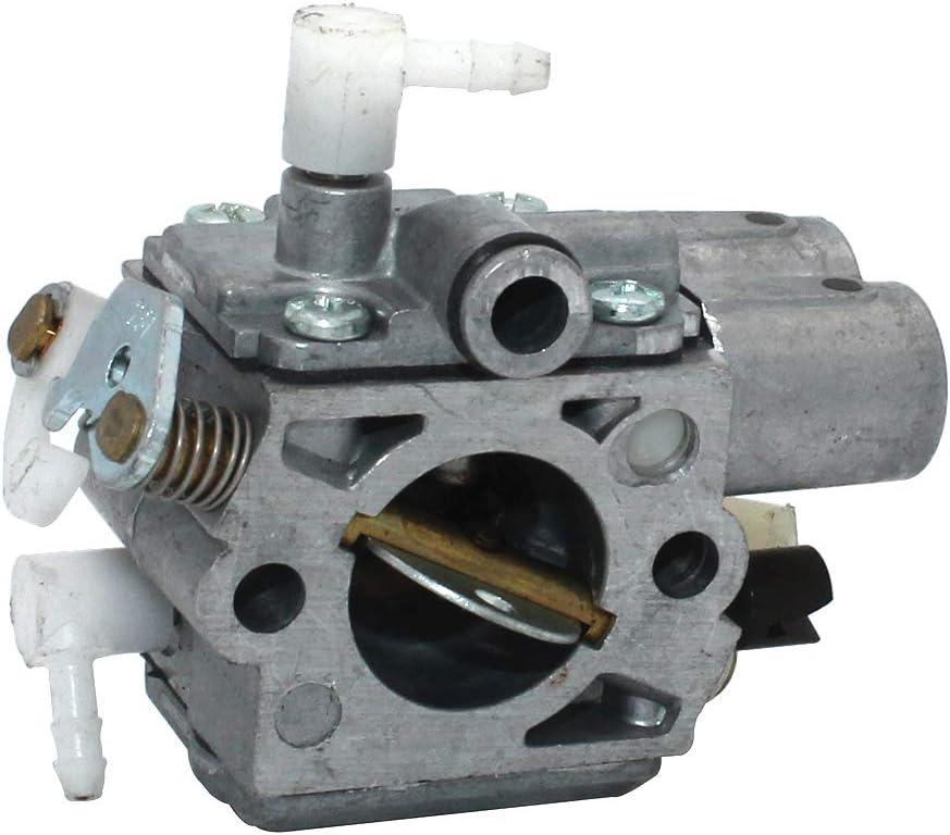 Carburetor Kit For Stihl MS251 MS251C Chainsaw Air Fuel Filter Line Spark Plug